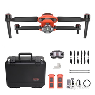 Autel EVO II Pro Rugged Bundle 6K drón + 32GB SD