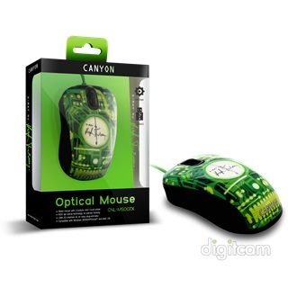 CANYON Optical Mouse CNL-MSO07X