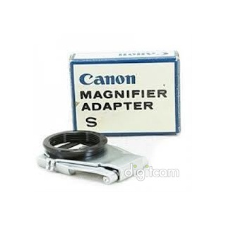 Canon Camera Magnifier Adapter S