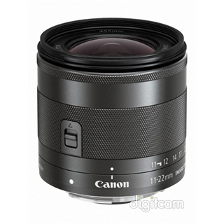 Canon EF-M 11-22mm f/4-5.6 IS STM -13.000Ft
