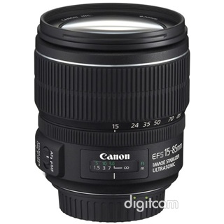 Canon EF-S 15-85mm f/3.5-5.6 IS USM (1ÉV)