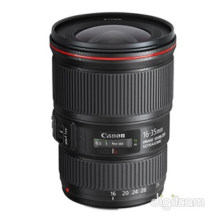 Canon EF 16-35mm f/4 L IS USM (1ÉV)