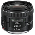 Canon EF 28mm f/2.8 IS USM (1ÉV) -32.000Ft