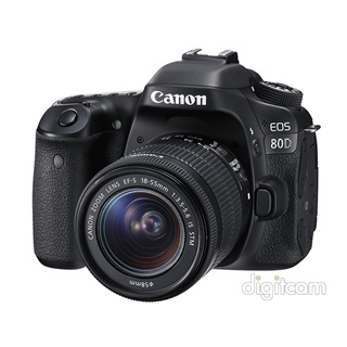 Canon EOS 80D +18-55IS STM -32.000Ft