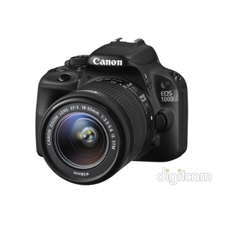 Canon EOS 100D +18-55IS STM