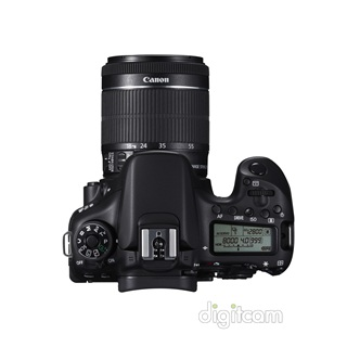 Canon EOS 70D +18-55IS STM