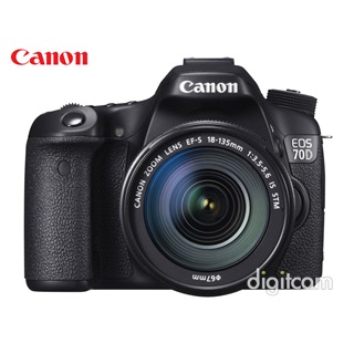 Canon EOS 70D +18-135 IS STM