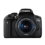 Canon EOS 750D +18-55mm IS STM -16.000Ft