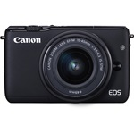 Canon EOS M10 + EF-M 15-45mm F3.5-6.3 IS - fekete -13.000Ft