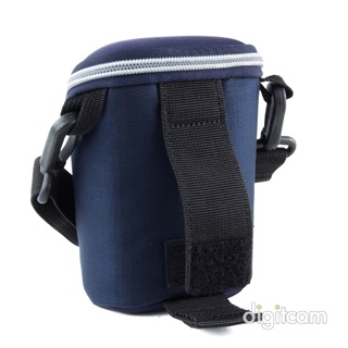 Crumpler Base Layer Camera Cube M tok (BLCC-M-002) - kék
