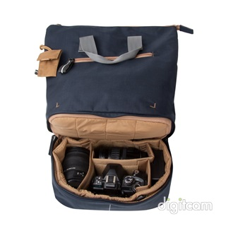 Crumpler Doozie Photo Backpack hátizsák (DZPBP-008) - kék/réz