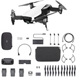 DJI Mavic Air - Fly more combo - Fehér