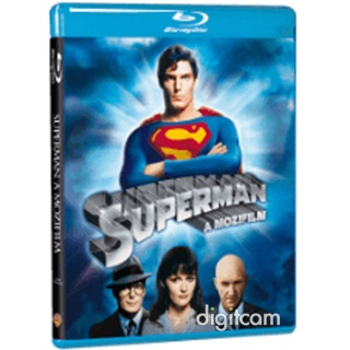 Film - Superman - A mozifilm (1978) - Blu-Ray Disc