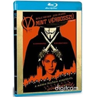 Film - V mint vérbosszú (2005) - Blu-Ray Disc