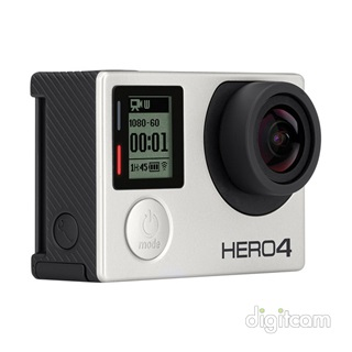GoPro Hero4 Silver Edition Music