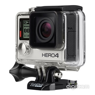 GoPro Hero4 Silver Edition Surf