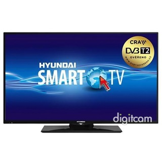 "HYUNDAI 24"" HD Ready, Smart LED televízió, /HYUHLN24T439SMART/"