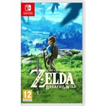 Nintendo Játék - The Legend Of Zelda: Breath Of The Wild (Switch)