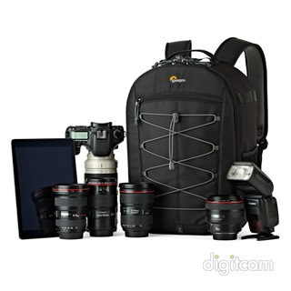 Lowepro Photo Classic BP 300 AW - fekete