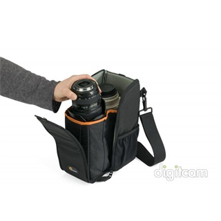 Lowepro S&F Lens Exchange Case 200 AW objektívtok