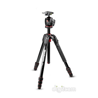 Manfrotto 190 GO! ALU 4 SEC MS KIT BHQ2 (MK190GOA4-BHX)