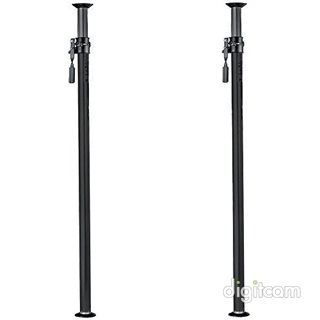 Manfrotto Autopole2 Black 2,1-3,7 MT