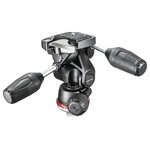 Manfrotto Hobbyist ADAPTO 3D fej RC2 (MH804-3W)