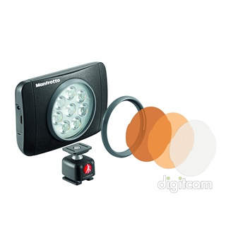 Manfrotto Lumimuse 8 Bluetooth LED lámpa