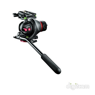 Manfrotto 055 Magnézium fotó - video fej Q5 (MH055M8-Q5)