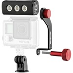 Manfrotto Off Road ThrilLED GoPro lámpa kit