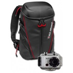 Manfrotto Off road Stunt Backpack hátizsák - fekete