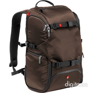 Manfrotto Travel Backpack hátizsák - barna