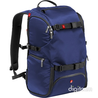 Manfrotto Travel Backpack hátizsák - kék
