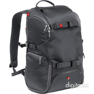Manfrotto Travel Backpack hátizsák - szürke