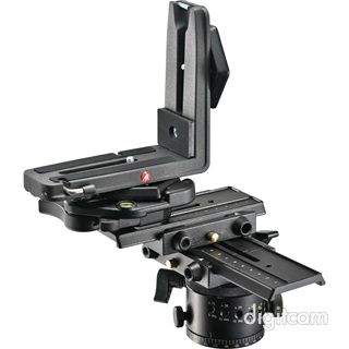Manfrotto Virtual Reality panorámafej (MH057A5)
