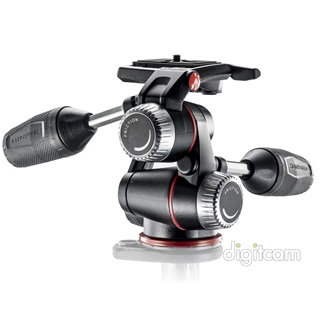 Manfrotto X-Pro 3D fej (MHXPRO-3W)