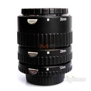 bed00f3295b7 Meike Makró közgyűrű sor 12/20/36mm fém bajonettel - Nikon ...