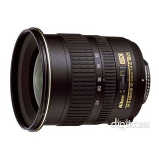 Nikon Nikkor 12-24mm f/4 G AF-S IF ED DX