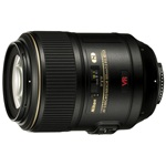 Nikon Nikkor 105mm f/2.8G AF-S IF ED VR MICRO -22e Ft