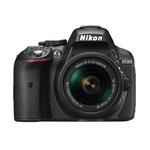 Nikon D5300 (3ÉV) + 18-55mm AF-P VR kit - fekete