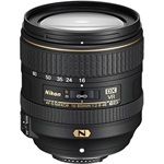 Nikon Nikkor 16-80mm f/2.8-4 E ED VR DX -30e Ft