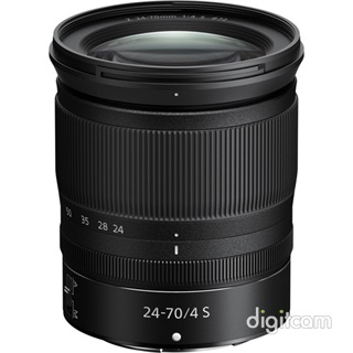 Nikon Z6 (3ÉV) váz + 24-70mm f/4 + FTZ adapter