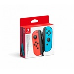 Nintendo Joy-Con Pair Neon Red & Neon Blue