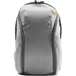 PEAK DESIGN Everyday Backpack Zip 15L- Hamuszürke hátizsák