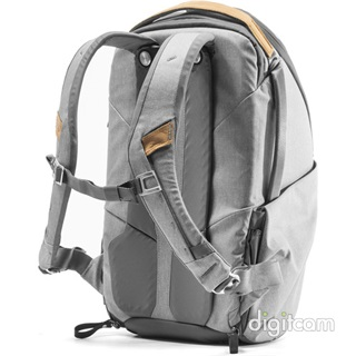 PEAK DESIGN Everyday Backpack Zip 20L- Hamuszürke hátizsák