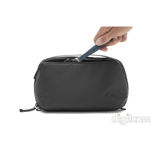 PEAK DESIGN Wash Pouch Fekete