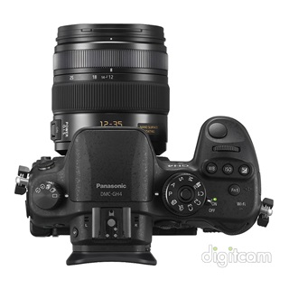 Panasonic DMC-GH4AEG-K (2ÉV) + 12-35mm