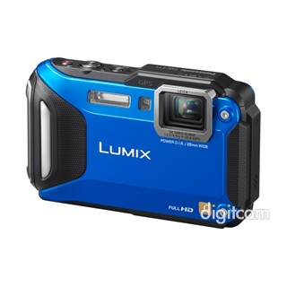 Panasonic Lumix DMC-FT5EP-A (2 ÉV) - kék