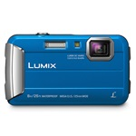 Panasonic Lumix DMC-FT30EP-A (2 ÉV) - kék