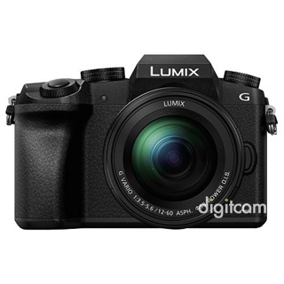 Panasonic Lumix DMC-G7MEG-K + 12-60mm Power O.I.S. (2ÉV) - fekete